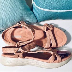 Skechers Goga Mat Sandals - 8